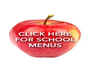 Picture of an apple - link to school online menus